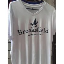 Camiseta Brooksfield Masculina