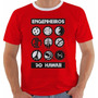 Camiseta Engenheiros Do Hawaii Internacional Gessinger