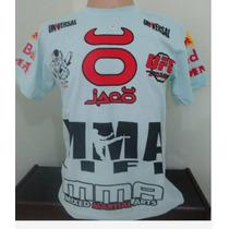 Camisa Camiseta Jaco Universal Fight Team Mma Luta