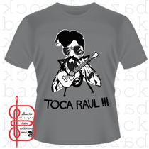 Camiseta Raul Seixas Mosca - Toca Raul !!!