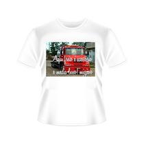 Camiseta Frase Dj Wagner Rota 262 Tradicional Ou Babylook