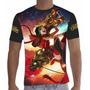 Camisa Camiseta Jinx Fogos De Artificio League Of Legend Lol