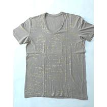 7331 - Camisa Armani Exchange Tam.m -