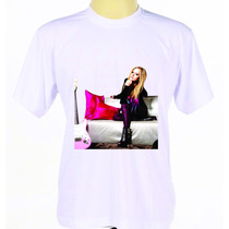 Avril Lavigne - Camisas - Melhor Preço!!!
