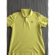Camiseta Polo Osklen Coqueiros Masculina Tamanho P