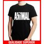 Camiseta Personalizada Animal Gym Academia Musculação