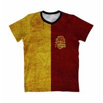 Camiseta Harry Potter Grifinória, Camisa Hogwarts