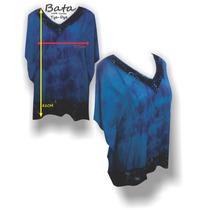 Blusa Tye Dye Tamanho Grande Blusa Plus Size