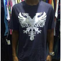 Camiseta Cavalera Águia Origami Original