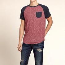 Kit 2 Camisetas Masculinas Hollister Originais & Importadas