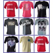 Kit Com 20 Camisetas Marcas Grife Atacado Seja Um Revendedor