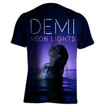 Camiseta Demi Lovato, Mileycyrus, Selena Gomez, Taylor Swift
