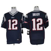Camisa Nfl Patriots Brady Gronkowski Nike Frete Grátis