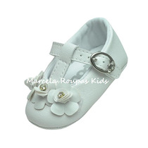 Sapato Bebê Feminino Festa Batizado Pimpolho Tamanhos 1 Ao 4