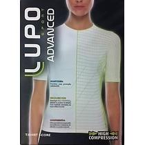 Camiseta Térmica Compressão Feminina Segunda Pele Lupo