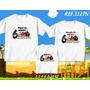 Kit Camisetas Personalizadas Tema De Aniversário Angry Birds