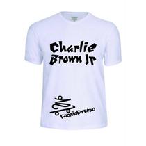Camisas Camisetas Charlie Brown Jr Skate Punk Reggae Rap Roc