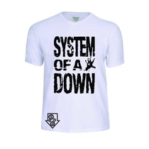 Camisas Camisetas System Of A Dow Skate Punk Reggae Rap Rock