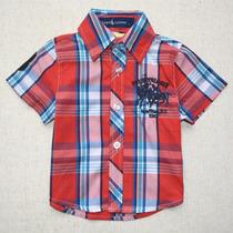 Camisa Polo Bebê Menino