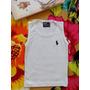 Camiseta Regata Bebês Infantil Ralph Lauren! Pronta Entrega!