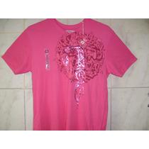 Camiseta Ecko Unltd Gola V Tamanho Especial 3xl 78cm X 66cm