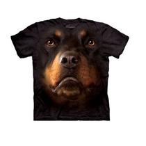 Camiseta Cão Cachorro Rottweiler Original The Mountain