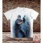 Camisetas Games E Filmes Resident Evil (estampas Grandes)