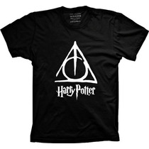 Camisetas Harry Potter Camisa Dos Filmes Do Harrypotter