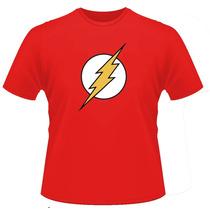 Camiseta The Flash E Super Heróis Batman Banda De Rock Acdc.