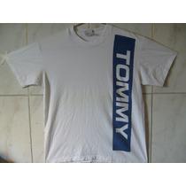 Camiseta Tommy Jeans Importada Usa Tamanho P = 66cm X 52cm