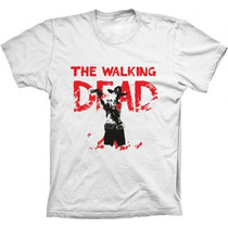 Camisetas The Walking Dead , Seriados ,
