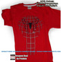 Camiseta Homem Aranha The Amazing Spiderman Serie Especial