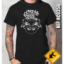 Camiseta De Banda - Extreme Noise Terror - Slag Tour