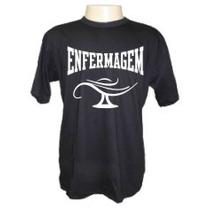 Camiseta Divertidas Enfermagem Engraçadas Cursos Faculdade