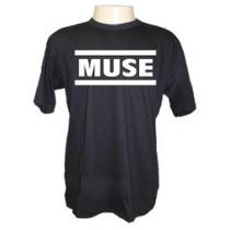 Camisetas Divertidas Panico Muse Galeria Rock Bandas Musica