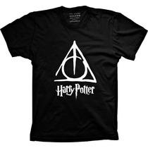 Camisetas Harry Potter Camisa Dos Filmes Do Harrypotter