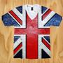 Camiseta Reino Unido 10 - Grã Bretanha - Inglaterra - Uk