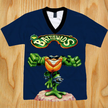 Camiseta Battletoads - Modelo 1 - Tv Hard 01
