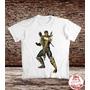 Camiseta Mortal Kombat Scorpion Subzero Raiden Noob Shaokan