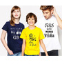 Camiseta Gospel Evangelicas Religiosas Frases Jesus Deus