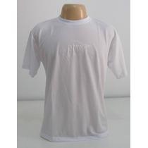 Camiseta Dry Fit Piquet Básica - Malha Fria Inteligente