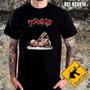 Camiseta De Banda - Tankard - Rock Club