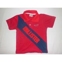 Camisa Polo Infantil Menino Hollister Ralph Lauren