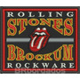 Mus009 Stones Tag Música Banda Rock Patch Bordados 10,7x9 Cm