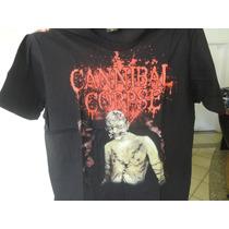 Camiseta Cannibal Corpse - Consulado Do Rock