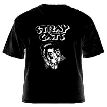 Camiseta Stray Cats | Rock N´ Roll