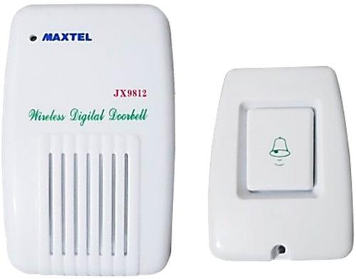 Campainha Sem Fio Wi Fi Wireless Ding Dong Maxtell Bi-volt