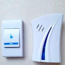 Campainha Residencial Digital S/ Fio Wd500 Doorbell