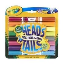 Material Escolar -canetinha Ponta Grossa Hed´n Tails Crayola