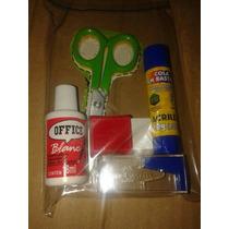 Material Escolar - Mini Kit 5 Itens